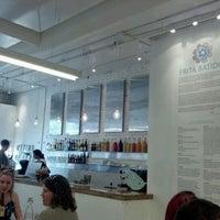 Photo taken at Frita Batidos by Jeff Z. on 6/20/2012