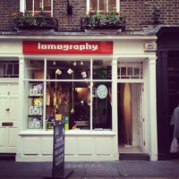 Photo taken at Lomography Gallery Store by Alexander on 11/1/2011