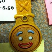 Photo taken at SAGA Office- Loyola University Chicago by Lindsy F. on 4/26/2012