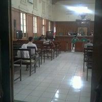 Photo taken at Pengadilan Negeri Medan by Roy S. on 8/28/2012
