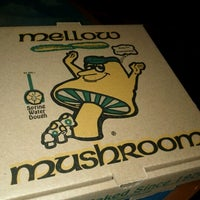 Photo taken at Mellow Mushroom by Kahlee M. on 2/9/2012