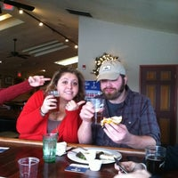 Photo taken at NJ Bar and Grill West by Nicole B. on 1/13/2012