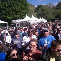 Photo taken at SweetWater 420 Fest by Zach on 4/17/2011