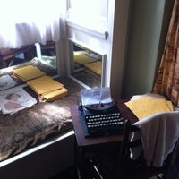Photo taken at Margaret Mitchell House by Logan H. on 4/22/2012