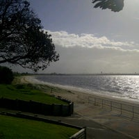 Photo taken at Botany Bay by Virginia G. on 3/18/2012
