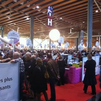Photo taken at Salon des Vignerons Independants by Winand S. on 11/19/2011