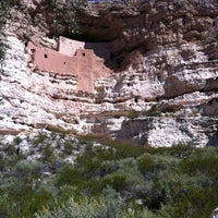 Photo taken at Montezuma Castle National Monument by Lorie C. on 10/11/2011