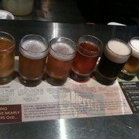 Photo taken at Gordon Biersch Brewery Restaurant by Annie D. on 3/22/2011