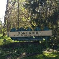 Photo taken at Cincinnati Nature Center (Rowe Woods) by Kelli G. on 4/8/2012