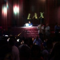Photo taken at LAX Nightclub by Will F. on 6/8/2012