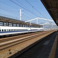 Photo taken at JR 姫路駅 11番ホーム by にっさん 2. on 8/10/2012