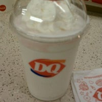 Photo taken at Dairy Queen by Angel H. on 9/4/2011