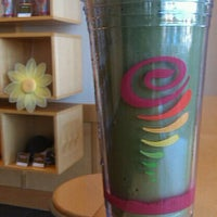 Photo taken at Jamba Juice by Petey P. on 9/10/2011