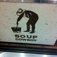 Photo taken at Soup Cowboy by Michael P. on 8/8/2011