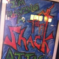 Photo taken at Pizza Shack by Your Downtown Gal on 4/20/2012