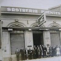 Photo taken at El Huaso puentes by Carlos D. on 8/31/2012