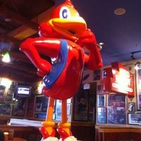 Photo taken at Red Robin Gourmet Burgers by Jennifer B. on 6/23/2012