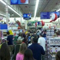 Photo taken at Walmart Supercenter by Brian C. on 11/25/2011