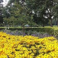 Photo taken at Erasmuspark by Barbara B. on 8/22/2011