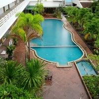 Photo taken at Hatyai Paradise & Resort Hotel by Pisan C. on 8/17/2012