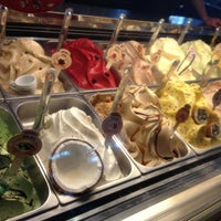 Photo taken at Gelatissimo by Sarah Mae E. on 9/9/2012