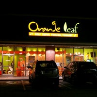 Photo taken at Orange Leaf by Josh T. on 8/19/2011