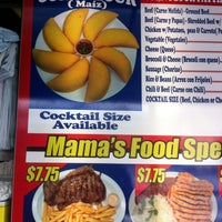 Photo taken at Mama's Empanadas by ColombiasFinest on 3/20/2012