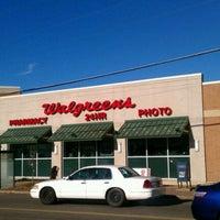 Photo taken at Walgreens by Joe V. on 11/29/2011