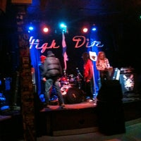 Photo taken at High Dive by Ana O. on 3/3/2012
