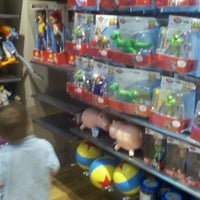 Photo taken at Disney Store by Charlie W. on 9/4/2011