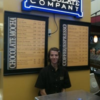 Photo taken at South Bend Chocolate Co by Alfred B. on 9/12/2011