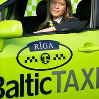 Photo taken at BALTIC Taxi by Mareks M. on 1/19/2011