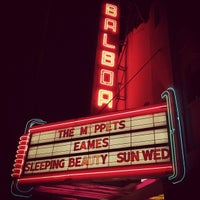 Photo taken at Balboa Theatre by Deny K. on 12/4/2011