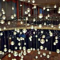 Photo taken at New York Hilton Grand Ballroom by Alecia O. on 10/8/2011