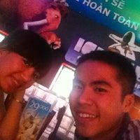 Photo taken at CGV Cinemas Vinh Trung Plaza by Midori N. on 5/29/2012