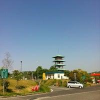 Photo taken at 山陽道 吉備SA (下り) by toshipon on 5/4/2012