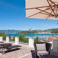 Photo taken at Doria Park Hotel by Valerio B. on 9/19/2011