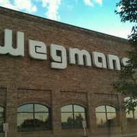 Photo taken at Wegmans by Greg M. on 8/29/2011