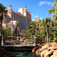 Photo taken at Atlantis Paradise Island Casino & Resort by Dary G. on 4/29/2012