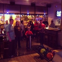 Photo taken at East Village Tavern+Bowl by Jed S. on 1/28/2012