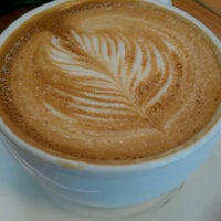 Photo taken at Bee Coffee Roasters by Jenn on 6/14/2012