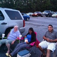Photo taken at Starlight Six Drive-In by Danielle T. on 6/3/2012