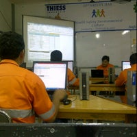 Photo taken at Room 4 Senakin Training Center by Fransisca M. on 4/22/2012