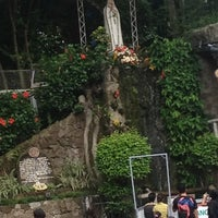 Photo taken at National Shrine of the Divine Mercy by Megan Arianne B. on 6/16/2012