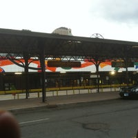 Photo taken at Hartford Union Station (HFD) - Amtrak by Rev. F. Lydell B. on 5/24/2012