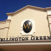 Photo taken at The Mall at Wellington Green by Gregg Rory H. on 9/3/2012