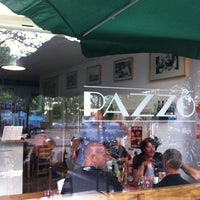 Photo taken at Pizzeria Trattoria Pazzo by Brieuc-Yves (Mellouki) C. on 7/8/2011