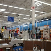 Photo taken at Walmart Supercenter by theDaftPunk23 on 8/1/2012
