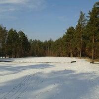 Photo taken at Golfclub Hauptsmoorwald Bamberg e.V. by Samuel E. on 1/31/2012
