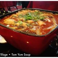 Photo taken at Thai Village by Brian M. on 4/20/2012